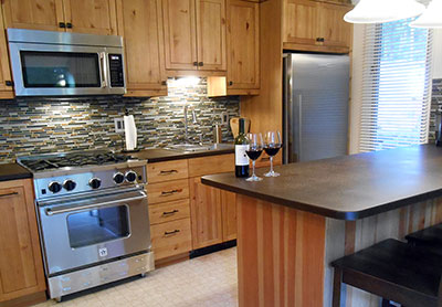 cute cottage kitchen breckenridge colorado